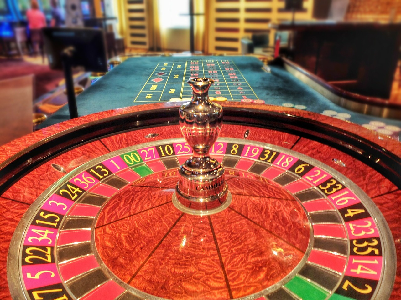 Casino Game - Roulette