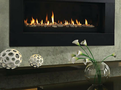 Home construction Fireplace