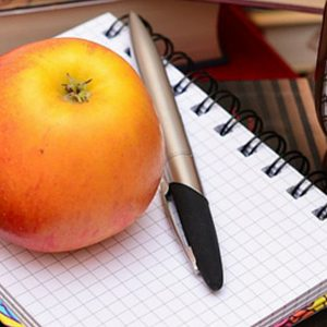 Education with an apple