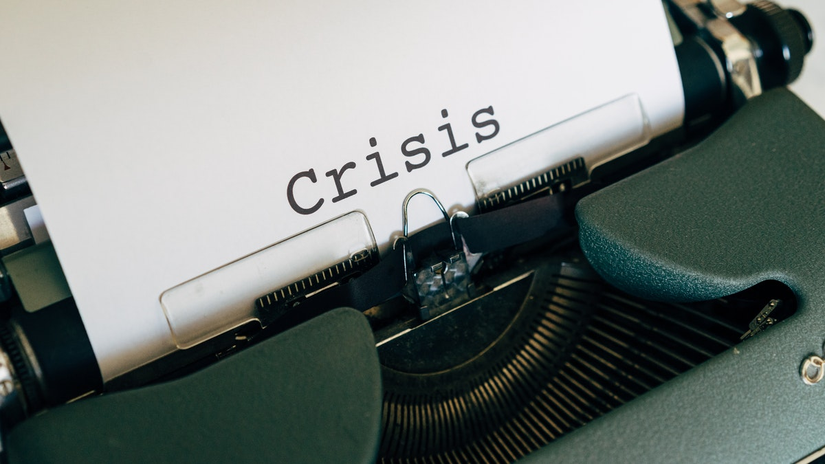Communicating during a crisis without causing one.