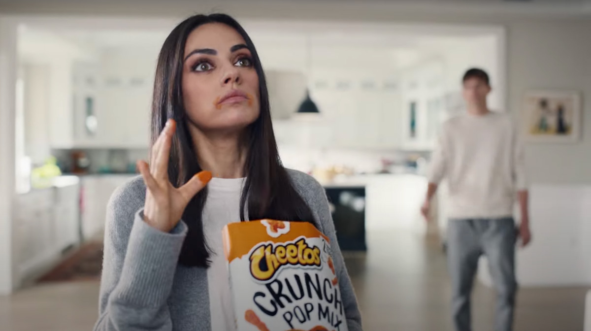 Cheetos - The Big Game Sells Big Brands