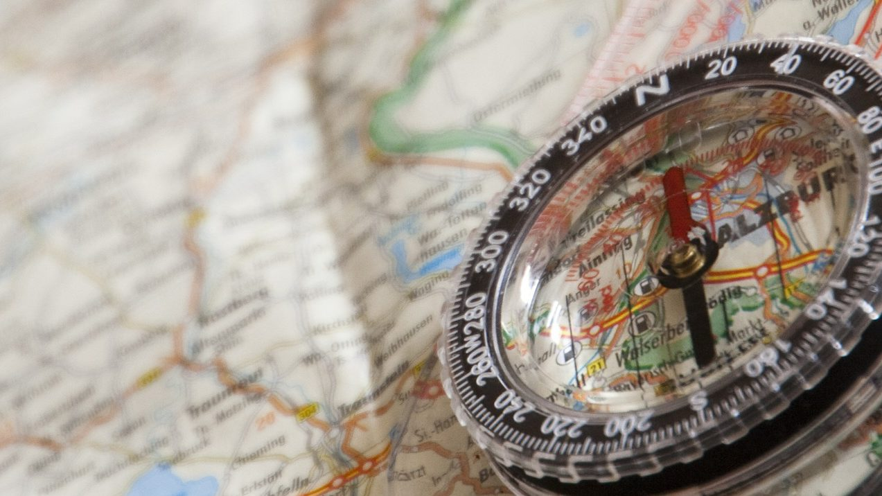 Positioning is your compass - Axiom Marketing - Image Credit Pixabay