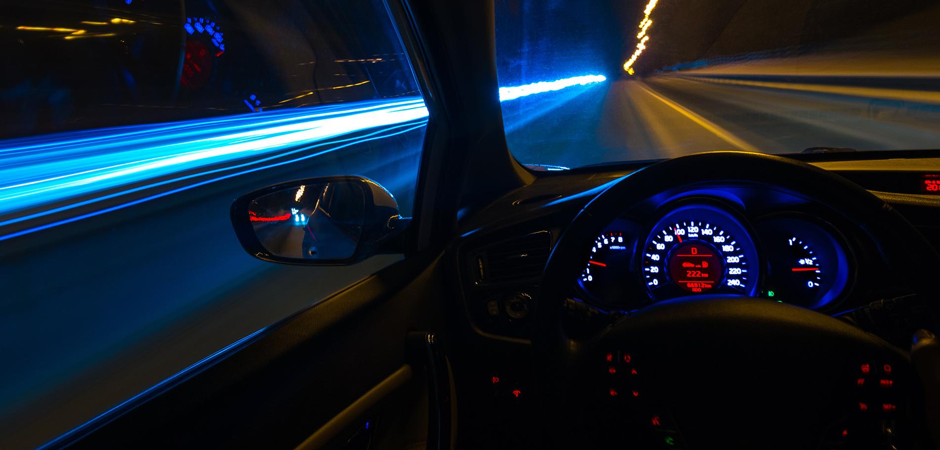 Main – Car Dashboard